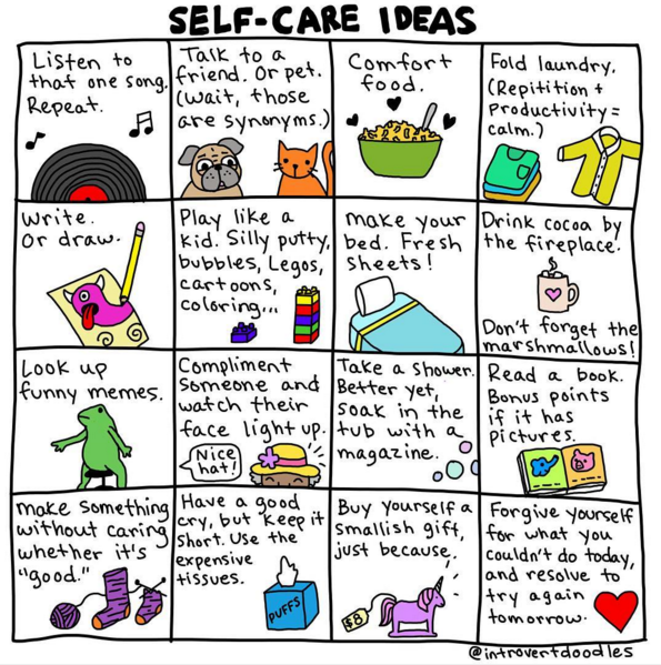 Self-Care-Ideas